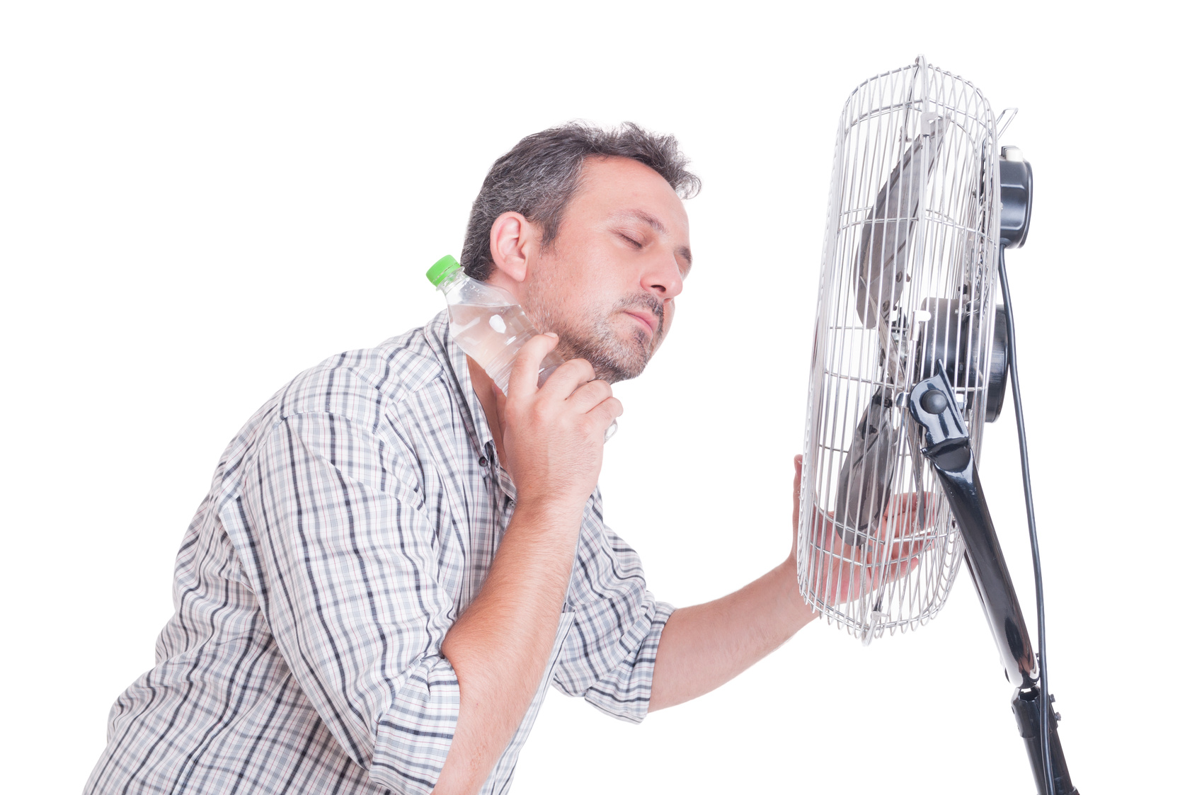 Cooling Off With Fan : Air conditioner blowing hot here s why fahrhall