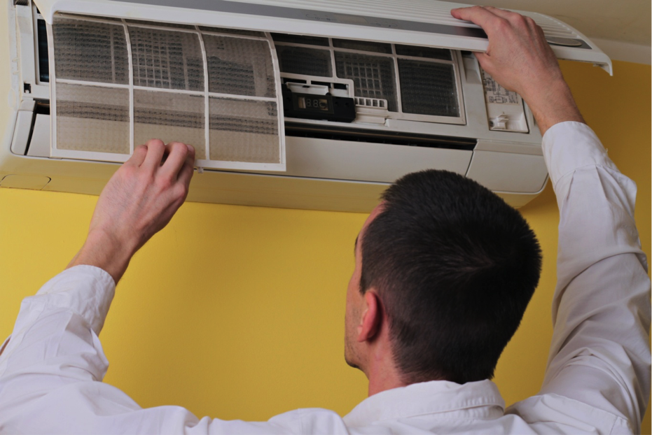 evaluate the condition your AC