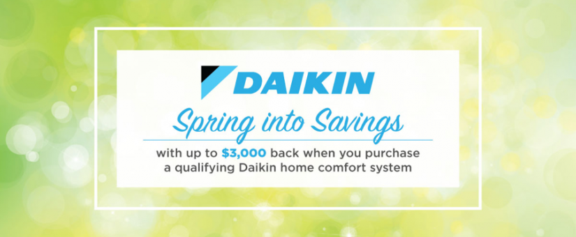 Heating & Cooling Replacement Made Easy with Daikin and Fahrhall!