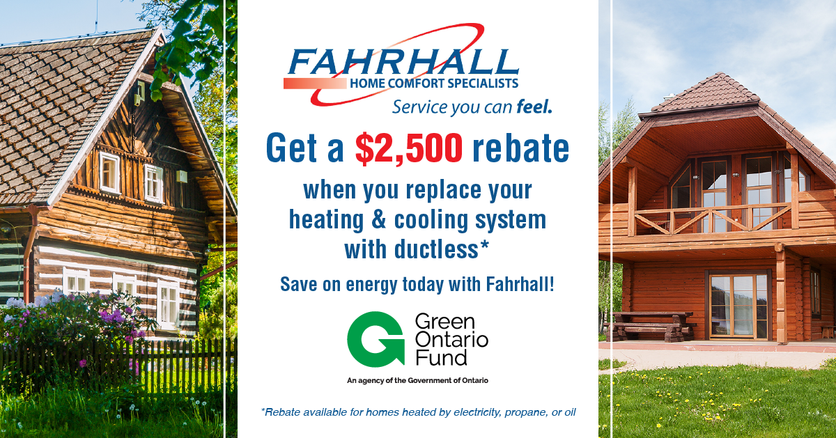 government greenon rebates
