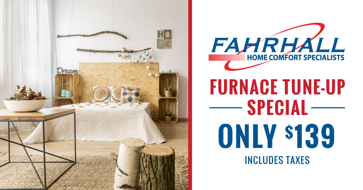 Furnace Tune Up Special Windsor Chatham Kent