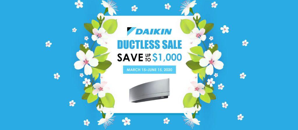 daikin ductless