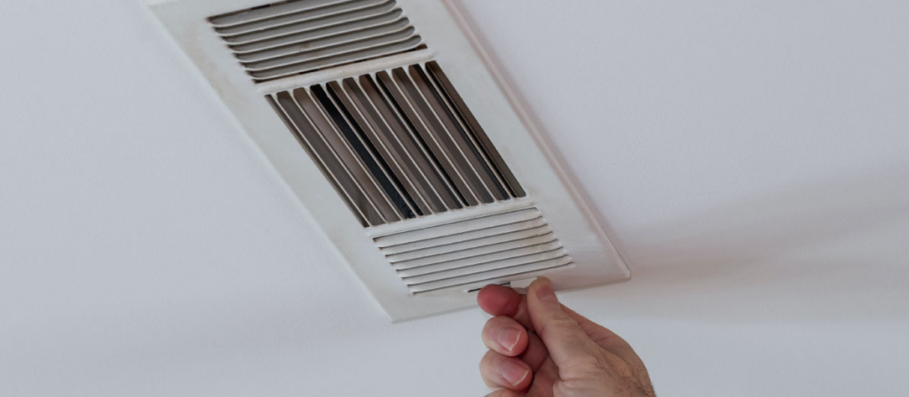 Furnace Closing Vents